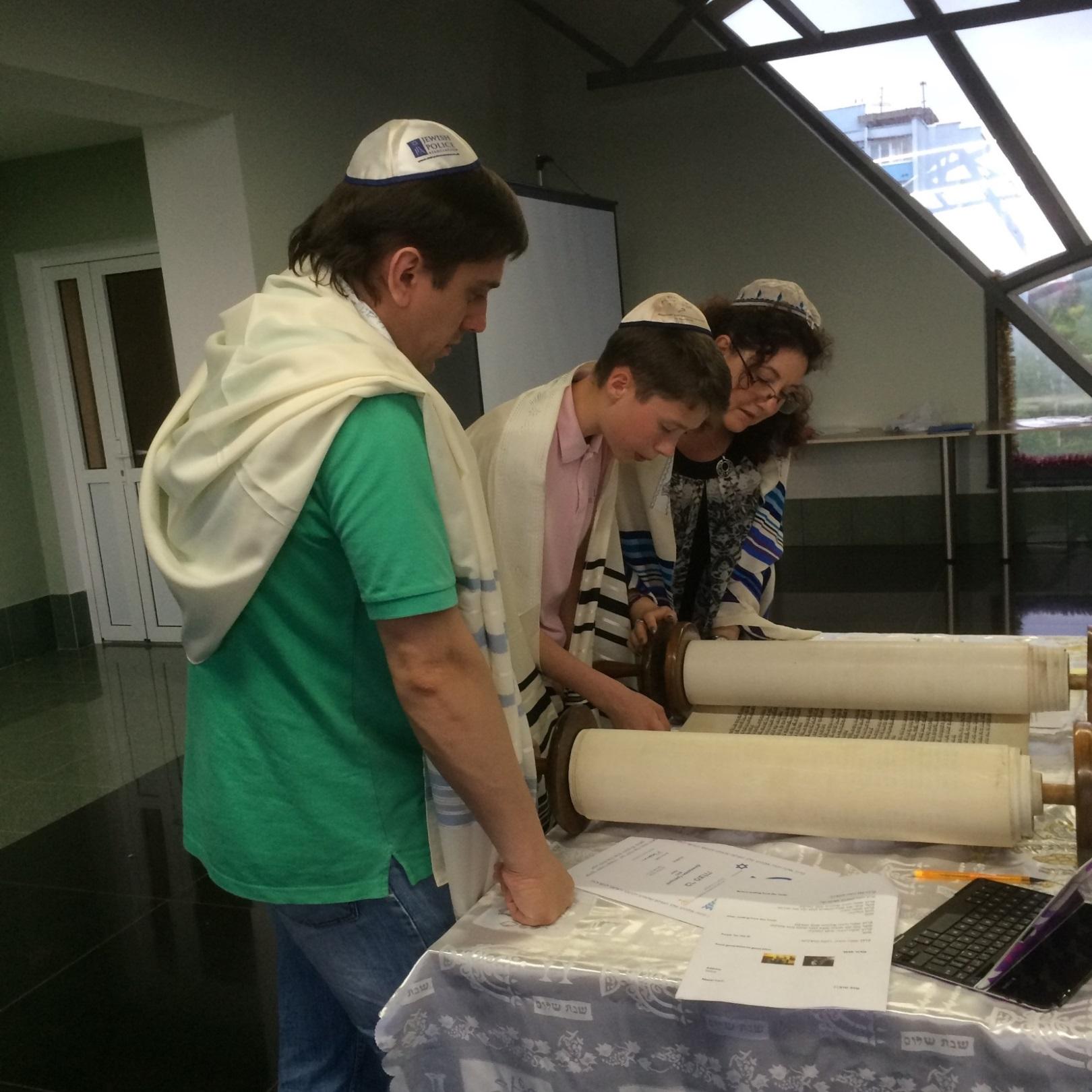 Reviving Judaism