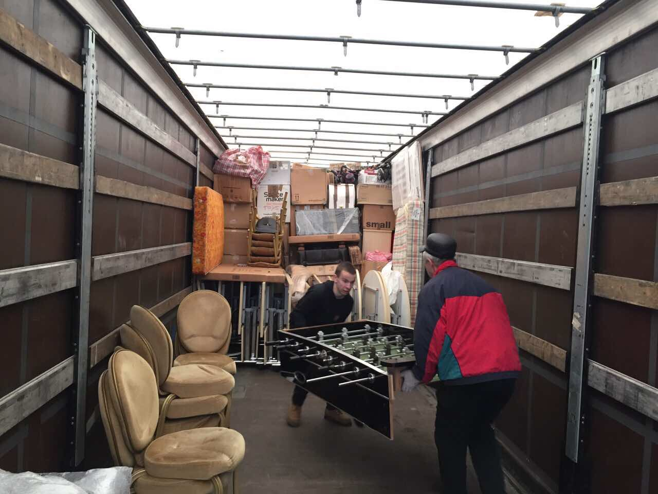 Humanitarian aid consignment arrives in Belarus