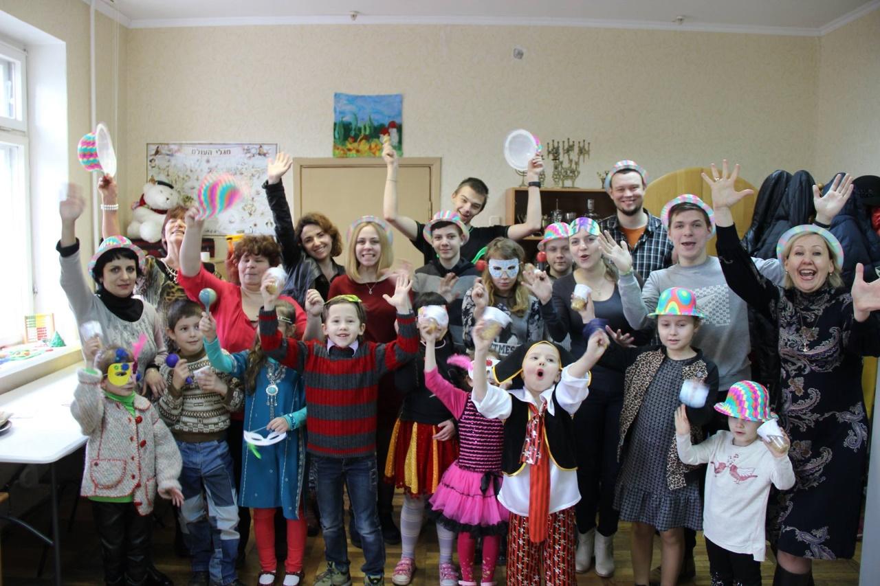 Purim celebrations take Belarus by storm