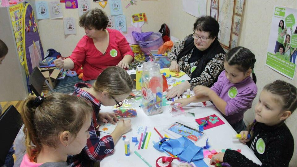 Belarusian communities mark Mitzvah Day with inspiring social action initiatives