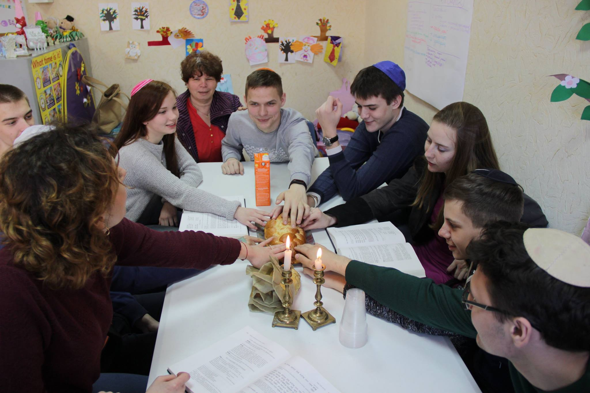 Polotsk Jewish Community to feature on TV